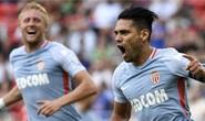 Falcao tỏa sáng, Monaco phá kỷ lục Ligue 1