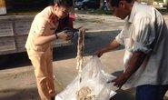 Mang 1,6 tấn nội tạng đang phân hủy tới Hà Nội tiêu thụ