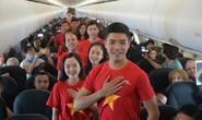 Mừng Tết Độc lập, khách Vietjet được nhận quà và cùng hát acapella