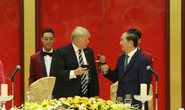 Tổng thống Donald Trump: Việt Nam là một trong những điều tuyệt vời trên thế giới
