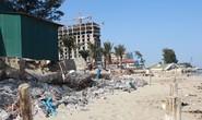 Bờ biển Sầm Sơn bị đe dọa