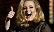 Adele - ca sĩ Anh quốc giàu nhanh nhất