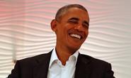 Ông Obama giỏi kiềm chế sau khi rời Nhà Trắng