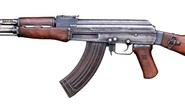 Vác súng AK giải quyết mâu thuẫn, gây náo loạn sân bóng