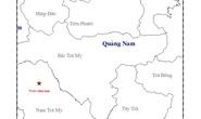 2 trận động đất kèm theo tiếng nổ lớn tại Quảng Nam