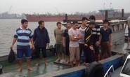 Cứu 10 thuyền viên gặp nạn trên biển