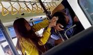 Sự thật vụ xô xát giữa đôi nam nữ và nhân viên xe buýt