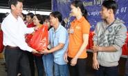 LĐLĐ Khánh Hoà hỗ trợ người lao động đón tết