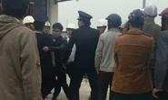 Đình chỉ công tác Thượng úy CSGT cản trở cán bộ tháo dỡ công trình vi phạm