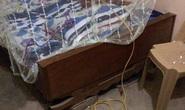 Nhân viên cây xăng bị chích điện 220V vào mặt lúc nửa đêm