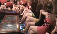 Bắt quả tang 10 nữ tiếp viên karaoke khỏa thân nhảy múa