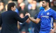 Costa chới với khi bị Conte nhắn tin đuổi thẳng