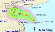 Áp thấp nhiệt đới khả năng mạnh lên thành bão, uy hiếp Bắc Bộ