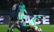 PSG đẩy Barca đến bờ vực