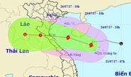 Bão số 4 uy hiếp các tỉnh miền Trung, cảnh báo mưa lớn