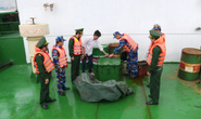 Phạt 55 triệu đồng đối với tàu chở trên 2.100 tấn than lậu