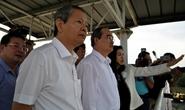 Bí thư Nguyễn Thiện Nhân thăm Công ty TNHH Xử lý chất thải Việt Nam