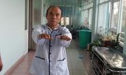 Bốn bệnh viện hợp sức cứu một bác sĩ nguy kịch