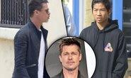Pax Thiên và Brad Pitt đi trị liệu tâm lý