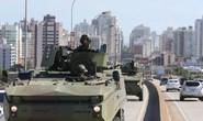 Khủng hoảng cảnh sát ở Brazil