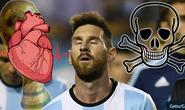 Bộ Y tế Argentina lo fan đột quỵ ở trận cầu quyết định