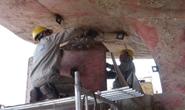 Tàu vỏ thép hỏng: Đại Nguyên Dương lặn mất tăm