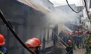 Hỏa hoạn tại Đà Lạt, cụ ông tử vong, 2 chiến sĩ PCCC bị thương