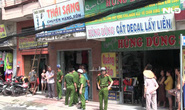 Sau tiếng cãi cọ, cửa hàng quần áo bùng cháy, hai vợ chồng bị bỏng nặng