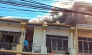 Gần 1 tiếng đồng hồ mới khống chế được cháy nhà ở Hội An