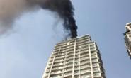 Cháy lớn tại chung cư hạng sang Golden Westlake