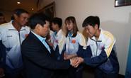 Bộ trưởng Nguyễn Ngọc Thiện: Thủ tướng kỳ vọng 2 HCV bóng đá