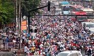 Quy hoạch, xây dựng giao thông đô thị bằng tư duy xe máy