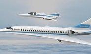 Tham vọng hồi sinh máy bay siêu thanh