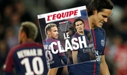 Neymar và vết nứt trong hàng công 413 triệu bảng Anh