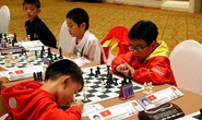 Kỳ thủ nhí làm rạng danh cờ vua Việt