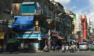 Cuối năm 2017, chung cư cũ ở Sài Gòn sẽ có diện mạo mới