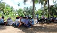 Phá tổ hợp cờ bạc có võng nằm nghỉ mệt ở Tiền Giang