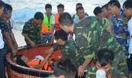 Trường Sa giúp hàng trăm ngư dân chống bão số 16