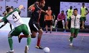 So tài futsal cùng Ryan Giggs, Ronaldinho