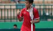 Lý Hoàng Nam vắng mặt ở Davis Cup