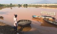 Đà Nẵng: Sông Cu Đê đổi màu vàng đục