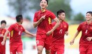 Thắng đậm Timor Leste, U22 Việt Nam dẫn đầu bảng B