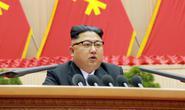 Ông Kim Jong-un chào năm mới bằng thông điệp cứng rắn