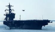 Mỹ điều nhóm tàu sân bay đến gần bán đảo Triều Tiên