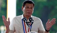 Tổng thống Duterte kêu gọi ông Trump kiềm chế trước Triều Tiên