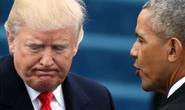 Tổng thống Donald Trump tố ông Obama ngồi yên để Nga can thiệp bầu cử