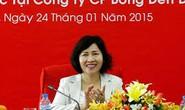 Uỷ ban KTTW đề nghị miễn nhiệm Thứ trưởng Hồ Thị Kim Thoa