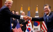 """Tổng thống Donald Trump: """"Phải tìm ra giải pháp đối phó Triều Tiên"""""""