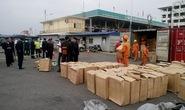 Phát hiện 2 container nghi ma túy thảo mộc cực độc hại