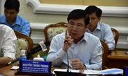 Chủ tịch Nguyễn Thành Phong lật tẩy các báo cáo đẹp